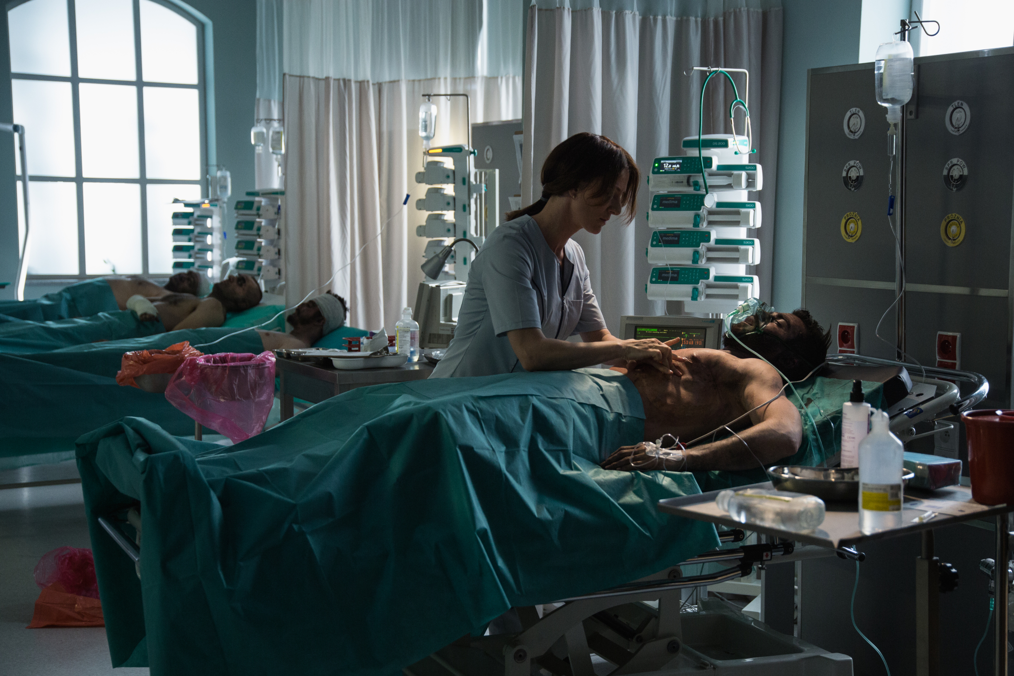 Anna i pacjent
